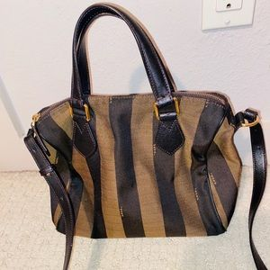 Authentic Fendi doctor bag